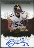 2008 Upper Deck Exquisite Collection #101 Bruce Davis Autograph /150