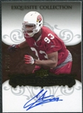 2008 Upper Deck Exquisite Collection #102 Calais Campbell Autograph /150