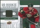 2008/09 Upper Deck Rookie Materials #RMGI Colton Gillies