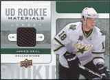 2008/09 Upper Deck Rookie Materials #RMJN James Neal