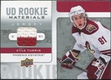 2008/09 Upper Deck Rookie Materials #RMKT Kyle Turris