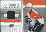 2008/09 Upper Deck Rookie Materials #RMLS Luca Sbisa