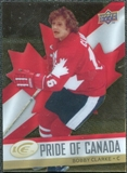 2008/09 Upper Deck Ice Pride of Canada #GOLD1 Bobby Clarke