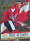 2008/09 Upper Deck Ice Pride of Canada #GOLD2 Bobby Hull
