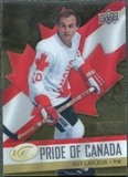 2008/09 Upper Deck Ice Pride of Canada #GOLD8 Guy Lafleur