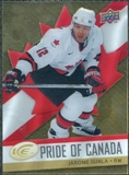 2008/09 Upper Deck Ice Pride of Canada #GOLD9 Jarome Iginla