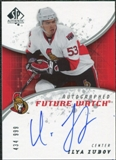 2008/09 Upper Deck SP Authentic #233 Ilya Zubov RC Autograph /999