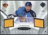 2008/09 Upper Deck Ultimate Collection Ultimate Jerseys #UJIK Ilya Kovalchuk /100