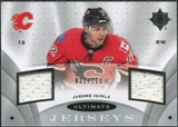 2008/09 Upper Deck Ultimate Collection Ultimate Jerseys #UJJI Jarome Iginla /100