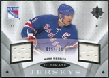 2008/09 Upper Deck Ultimate Collection Ultimate Jerseys #UJME Mark Messier /100