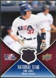 2009 Upper Deck USA National Team Jerseys #BS Blake Smith