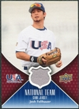 2009 Upper Deck USA National Team Jerseys #JF Josh Fellhauer