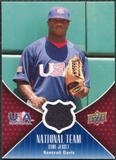 2009 Upper Deck USA National Team Jerseys #KD Kentrail Davis