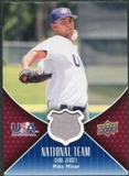 2009 Upper Deck USA National Team Jerseys #MM Mike Minor