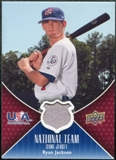 2009 Upper Deck USA National Team Jerseys #RJ Ryan Jackson