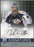 2008/09 Upper Deck Be A Player Signatures #SDE Dan Ellis Autograph