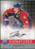 2008/09 Upper Deck Be A Player Signatures #SJB Jay Bouwmeester Autograph