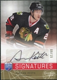2008/09 Upper Deck Be A Player Signatures Player's Club #SDK Duncan Keith Autograph /15