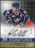 2008/09 Upper Deck Be A Player Signatures Player's Club #SFM Fredrik Modin Autograph /15