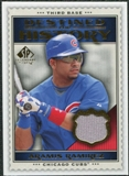 2009 Upper Deck SP Legendary Cuts Destined for History Memorabilia #AR Aramis Ramirez