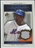 2009 Upper Deck SP Legendary Cuts Destined for History Memorabilia #CD Carlos Delgado