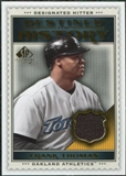 2009 Upper Deck SP Legendary Cuts Destined for History Memorabilia #FT Frank Thomas