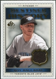 2009 Upper Deck SP Legendary Cuts Destined for History Memorabilia #RH Roy Halladay