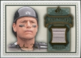 2009 Upper Deck SP Legendary Cuts Legendary Memorabilia #CF3 Carlton Fisk /125