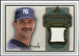 2009 Upper Deck SP Legendary Cuts Legendary Memorabilia #DM2 Don Mattingly /125