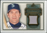2009 Upper Deck SP Legendary Cuts Legendary Memorabilia #EM Edgar Martinez /125