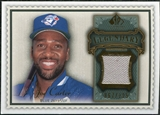 2009 Upper Deck SP Legendary Cuts Legendary Memorabilia #JC Joe Carter /125