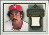 2009 Upper Deck SP Legendary Cuts Legendary Memorabilia #JR Jim Rice /125