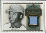 2009 Upper Deck SP Legendary Cuts Legendary Memorabilia #LB2 Lou Brock /125