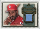 2009 Upper Deck SP Legendary Cuts Legendary Memorabilia #OS Ozzie Smith /125