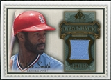 2009 Upper Deck SP Legendary Cuts Legendary Memorabilia #OS3 Ozzie Smith /125