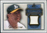 2009 Upper Deck SP Legendary Cuts Legendary Memorabilia Blue #GG2 Goose Gossage /100