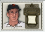 2009 Upper Deck SP Legendary Cuts Legendary Memorabilia Brown #BR Brooks Robinson /50