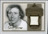 2009 Upper Deck SP Legendary Cuts Legendary Memorabilia Brown #GG Goose Gossage /50