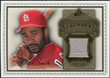 2009 Upper Deck SP Legendary Cuts Legendary Memorabilia Brown #OS Ozzie Smith /50