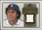 2009 Upper Deck SP Legendary Cuts Legendary Memorabilia Brown #TP Tony Perez /50