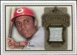 2009 Upper Deck SP Legendary Cuts Legendary Memorabilia Brown #TP2 Tony Perez /50
