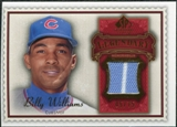 2009 Upper Deck SP Legendary Cuts Legendary Memorabilia Red #BW Billy Williams /75