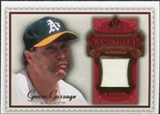 2009 Upper Deck SP Legendary Cuts Legendary Memorabilia Red #GG2 Goose Gossage /75