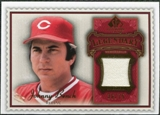 2009 Upper Deck SP Legendary Cuts Legendary Memorabilia Red #JB2 Johnny Bench /75