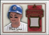 2009 Upper Deck SP Legendary Cuts Legendary Memorabilia Red #MG2 Mark Grace /75