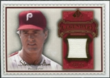 2009 Upper Deck SP Legendary Cuts Legendary Memorabilia Red #SC Steve Carlton /75