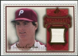 2009 Upper Deck SP Legendary Cuts Legendary Memorabilia Red #SC2 Steve Carlton /75