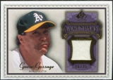 2009 Upper Deck SP Legendary Cuts Legendary Memorabilia Violet #GG2 Goose Gossage /25
