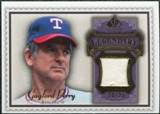 2009 Upper Deck SP Legendary Cuts Legendary Memorabilia Violet #GP3 Gaylord Perry /25