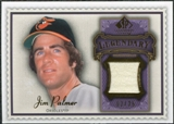 2009 Upper Deck SP Legendary Cuts Legendary Memorabilia Violet #JP2 Jim Palmer /25
